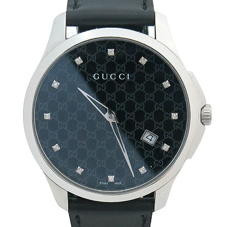 Gucci(����) 319544 g-timeless �÷��� 40MM 12P ���̾� ���׹�� ������ �ð�