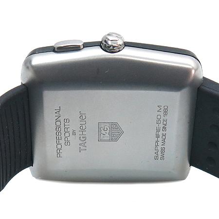 Tag Heuer(태그호이어) WAE1113 프로페셔날 스포츠 골프 러버 밴드 남성용 시계 [명동매장] 이미지4 - 고이비토 중고명품