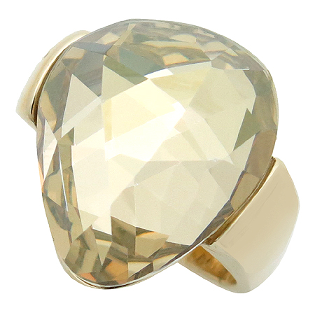 Swarovski(스와로브스키) 크리스탈 장식 반지