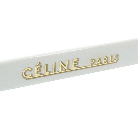 Celine(셀린느) SC1763G 화이트 뿔테 선글라스[인천점]