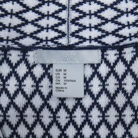 H&M(에이치엔엠) 네이비컬러 가디건