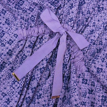 Louis Vuitton(루이비통) 바이올렛컬러 오픈숄더 가오리핏 티