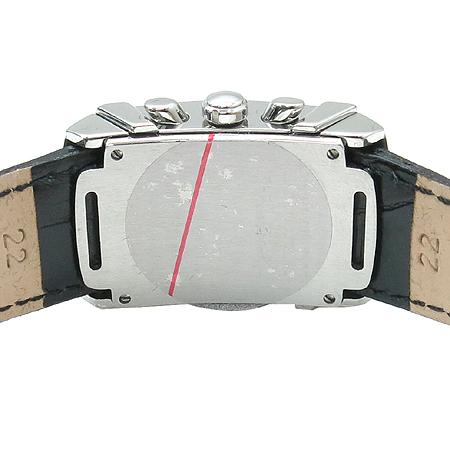 DAMIANI(다미아니) DU002 AC CD 크로노그래프 8포인트 다이아 가죽 밴드 시계 [강남본점] 이미지5 - 고이비토 중고명품