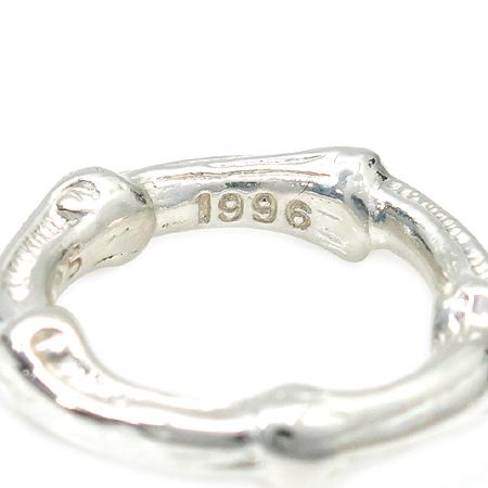 Tiffany(티파니) 1996 BAMBOO(뱀부) 925 스털링 실버 반지-4호