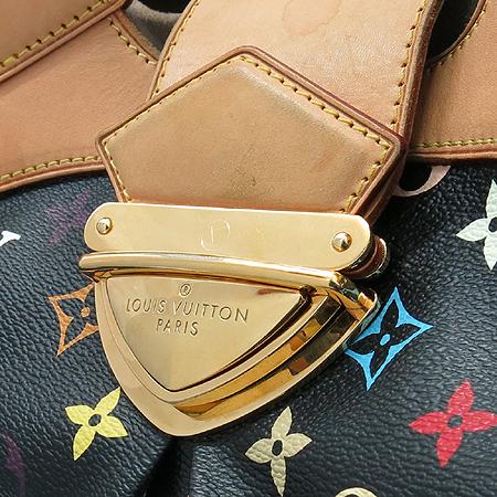Louis Vuitton(루이비통) M40124 모노그램 멀티 블랙 컬러 우슐라 숄더백 [대구반월당본점] 이미지4 - 고이비토 중고명품