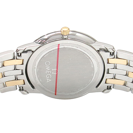 Omega(오메가) 4310.11 18k 옐로우 골드 콤비 De Ville(드빌) Prestige(프레스티지) 남성용 시계