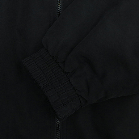 REEBOK(리복) 블랙컬러 집업 점퍼