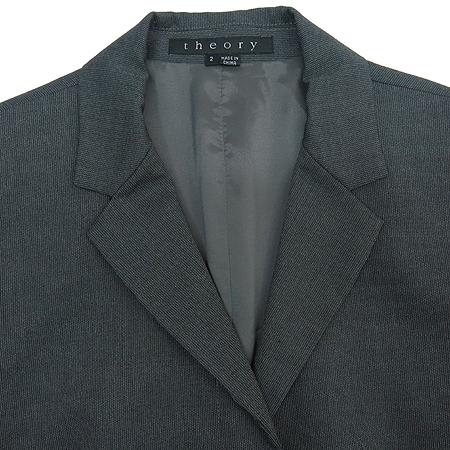 THEORY(띠어리) 그레이 컬러 3버튼 자켓