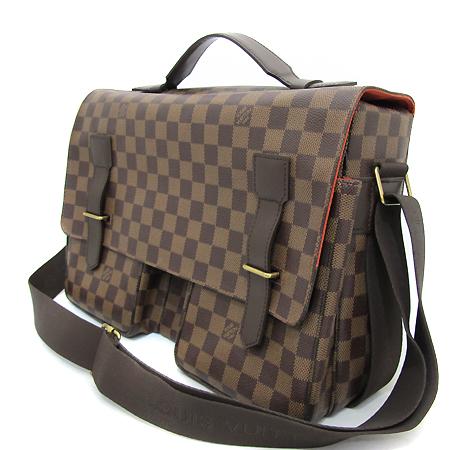 Louis Vuitton(루이비통) N42270 다미에 에벤 캔버스 브로드웨이 크로스백 [부천 현대점]