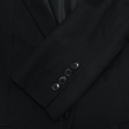 Mine(마인) 블랙 컬러 1버튼 자켓