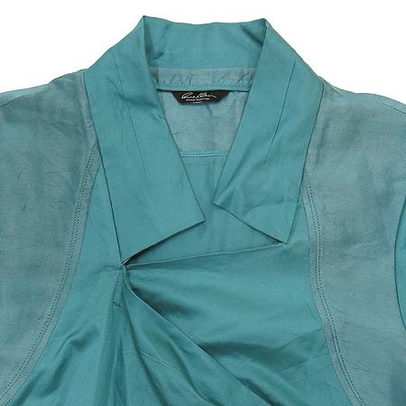 ANNE KLEIN(앤클라인) 블루그린 컬러 브라우스 [대구반월당본점] 이미지3 - 고이비토 중고명품