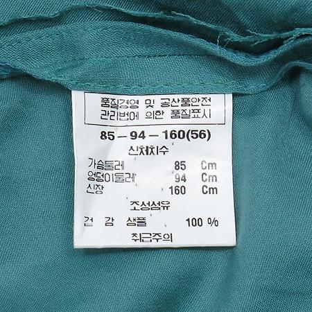 ANNE KLEIN(앤클라인) 블루그린 컬러 브라우스 [대구반월당본점] 이미지6 - 고이비토 중고명품