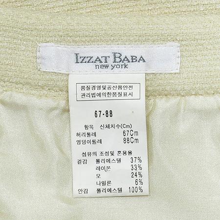 IZZAT BABA(아이잗바바) 아이보리 컬러 스커트 이미지4 - 고이비토 중고명품