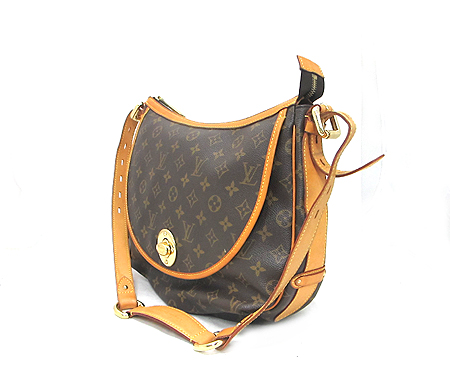 Louis Vuitton(루이비통) M40075 모노그램 캔버스 툴룸 GM 숄더백 [분당매장] 이미지2 - 고이비토 중고명품