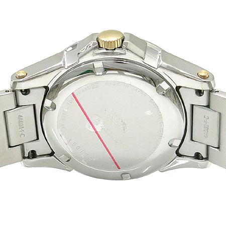 SEIKO(세이코) SNP022J1 크로노 그래프 스틸 남성용 시계