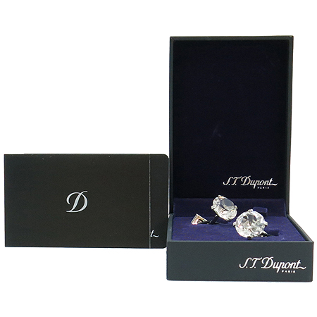 Dupont(듀퐁) 005381 크리스탈 장식 커브스 버튼