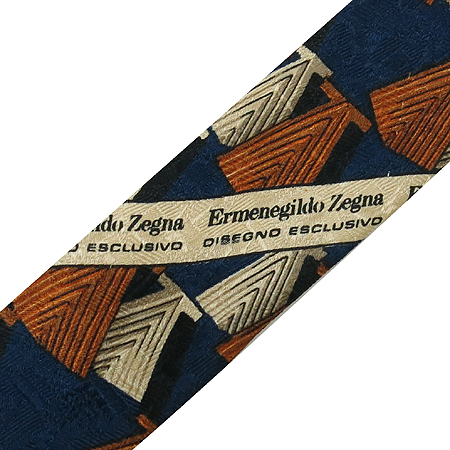 Zegna(제냐) 100% 실크 넥타이