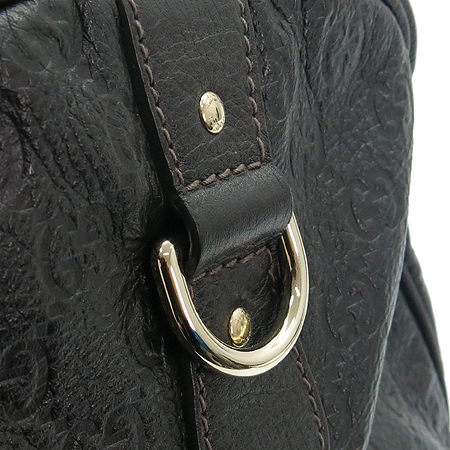 Gucci(구찌) 206501 브라운 시마 레더 캐리온 더플 토트백