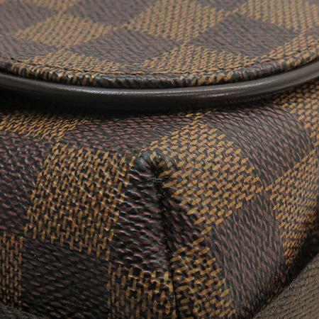 Louis Vuitton(루이비통) N51211 다미에 에벤 캔버스 브루클린 MM 크로스백 [명동매장] 이미지4 - 고이비토 중고명품