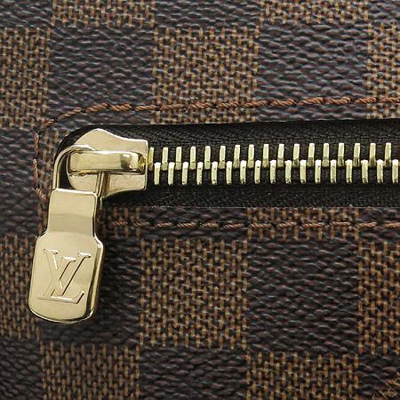 Louis Vuitton(루이비통) N51211 다미에 에벤 캔버스 브루클린 MM 크로스백 [명동매장] 이미지5 - 고이비토 중고명품