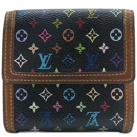 Louis Vuitton(루이비통) M92984 모노그램 멀티 블랙 컬러 모네 반지갑