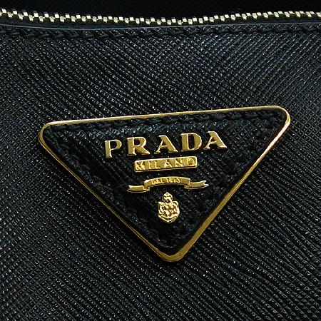 Prada(프라다) BN1801 사피아노 블랙 토트백+숄더스트랩