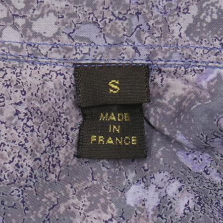 Louis Vuitton(루이비통) 바이올렛컬러 남방