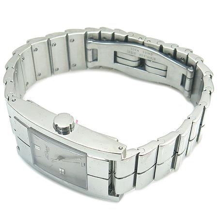 Dupont(듀퐁) 64131 사각 펜던트 스틸 남성용 시계