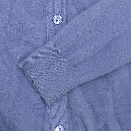 STEFANEL(스테파넬) 바이올렛 컬러 가디건 이미지3 - 고이비토 중고명품