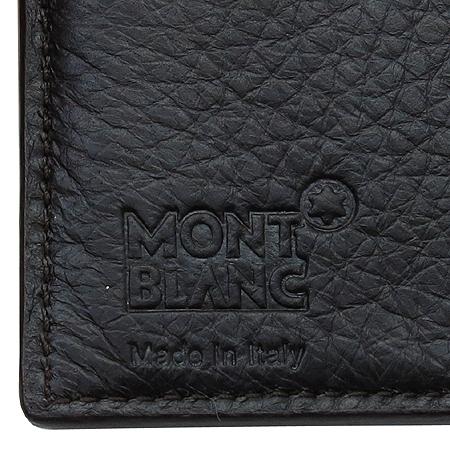 Montblanc(몽블랑) MP103701 SLR(SOFT LETHER RANGE) 라인 브라운 레더 장지갑 [압구정매장]