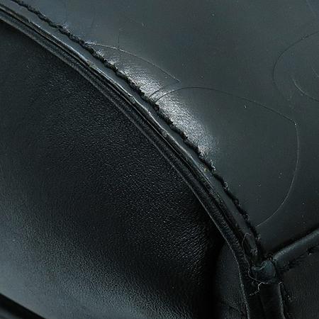 LOVCAT(러브캣) 금장 버클 블랙 래더 숄더백 이미지6 - 고이비토 중고명품