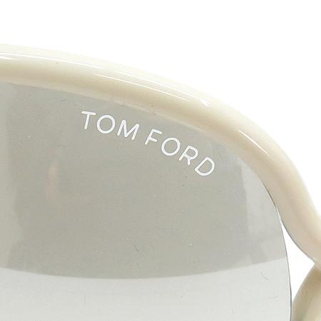 TOMFORD(톰포드) TF184 25G 측면 금장 장식 선글라스 이미지5 - 고이비토 중고명품