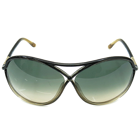 TOMFORD(톰포드) TF184 20B 투톤 컬러 금장 장식 뿔테 선글라스 [동대문점] 이미지3 - 고이비토 중고명품