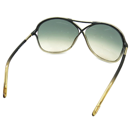 TOMFORD(톰포드) TF184 20B 투톤 컬러 금장 장식 뿔테 선글라스 [동대문점] 이미지4 - 고이비토 중고명품