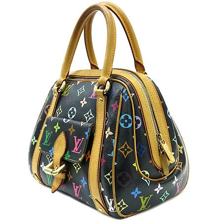 Louis Vuitton(루이비통) M40097 모노그램 멀티 블랙 프리실라 토트백 [강남본점] 이미지2 - 고이비토 중고명품