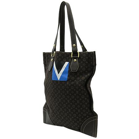 Louis Vuitton(루이비통) M40023 모노그램 미니린 (TANGER)텐져 토트백 이미지2 - 고이비토 중고명품
