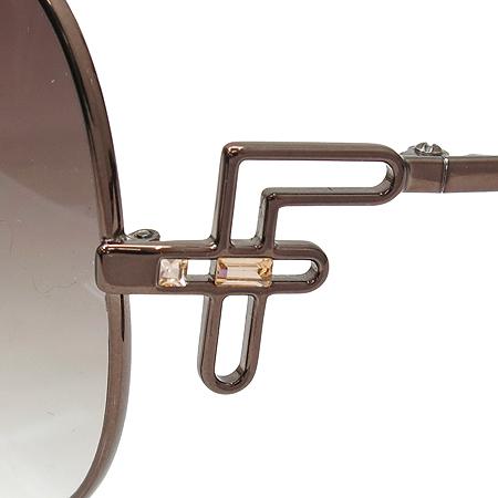 Fendi(펜디) FS360R 측면 로고 장식 보잉 선글라스
