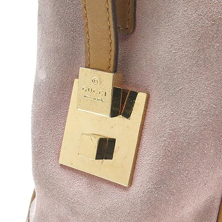 Gucci(구찌) 000 0851 스웨이드 레더 트리밍 보스톤 토트백 [강남본점] 이미지5 - 고이비토 중고명품