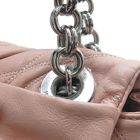 NINA RICCI(니나리찌) 핑크 래더 체인 숄더백 [부산본점]