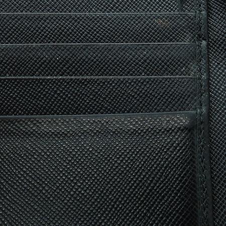 Prada(프라다) 블랙 사피아노 카드지갑겸 명함지갑 이미지4 - 고이비토 중고명품