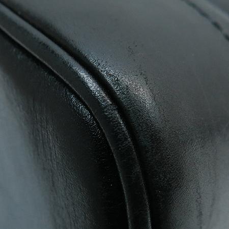 Celine(셀린느) 블랙 레더 은장 로고 숄더백 [강남본점] 이미지7 - 고이비토 중고명품