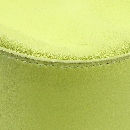 FURLA(훌라) 옐로우 레더 숄더백 이미지4 - 고이비토 중고명품