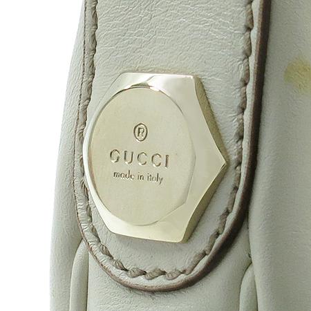 Gucci(구찌) 154395 아이보리레더 호보 숄더백 이미지4 - 고이비토 중고명품