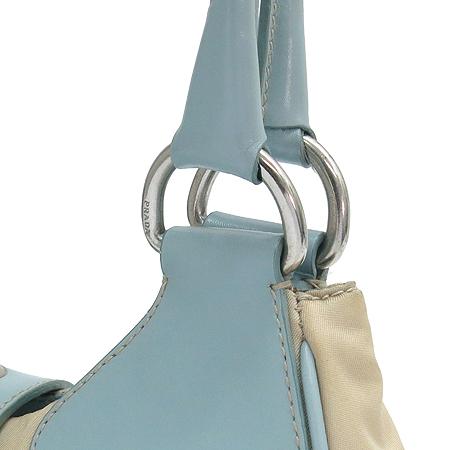 Prada(프라다) 버클 장식 미니 호보 숄더백 [강남본점] 이미지4 - 고이비토 중고명품