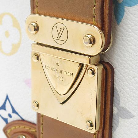 Louis Vuitton(루이비통) M40049 모노그램 멀티 컬러 화이트 셜리 클러치겸 숄더백 [강남본점] 이미지3 - 고이비토 중고명품