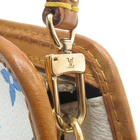 Louis Vuitton(루이비통) M40049 모노그램 멀티 컬러 화이트 셜리 클러치겸 숄더백 [강남본점] 이미지4 - 고이비토 중고명품