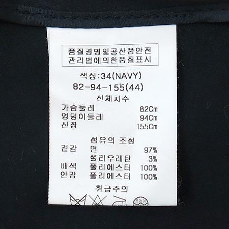 O'2nd(오즈세컨) 네이비 컬러 자켓 이미지5 - 고이비토 중고명품