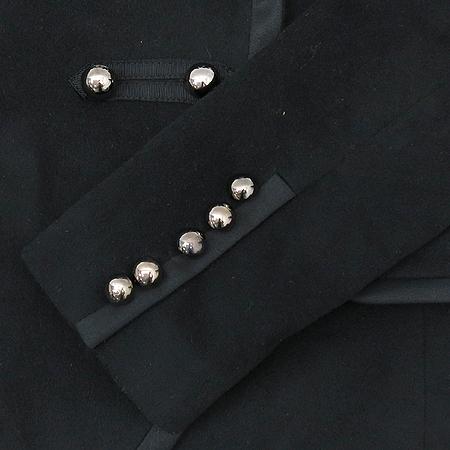 O'2nd(오즈세컨) 블랙 컬러 캐시미어 혼방 자켓 [부산센텀본점] 이미지3 - 고이비토 중고명품