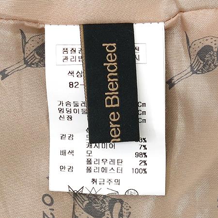 O'2nd(오즈세컨) 블랙 컬러 캐시미어 혼방 자켓 [부산센텀본점] 이미지5 - 고이비토 중고명품