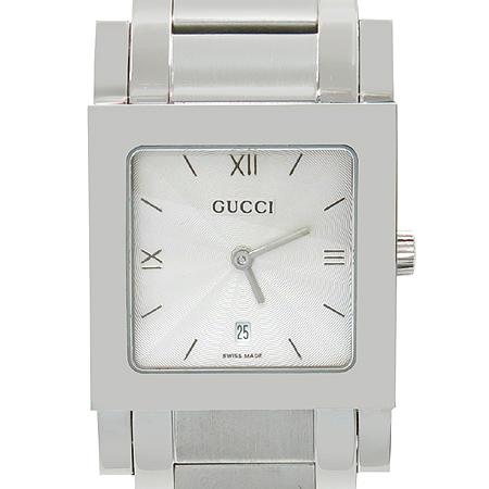 Gucci(구찌) 7900M 스퀘어 스틸 남성용 시계 [강남본점]